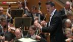Video «Wiener Symphoniker mit Schweizer Dirigenten auf Europatournee» abspielen