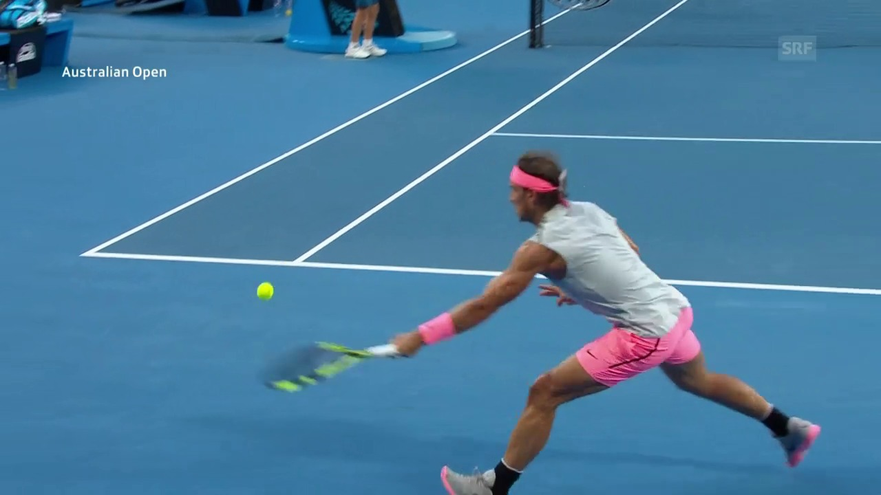 Die Live-Highlights bei Nadal - Estrella Burgos