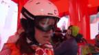 Video «Ski Alpin: Slalom Frauen, 1. Lauf von Wendy Holdener (sotschi direkt, 21.2.2014)» abspielen