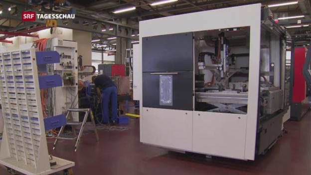 Video «OECD gibt Tipps für die Schweizer Wirtschaft» abspielen