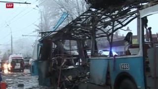 Video «Bomben-Terror in Wolgograd» abspielen