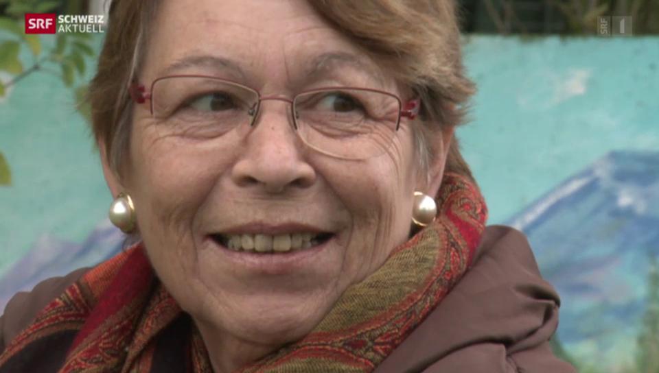 «Mama Rita» - der gute Geist im Durchgangszentrum Friedeck