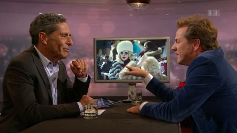 Video «Roger Schawinski im Gespräch mit Christian Jott Jenny» abspielen