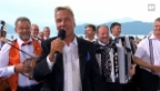 Video «Kurt Zurfluhs Abschied: «Hopp de Bäse» vom 30. Juni 2012 (Ausschnitt)» abspielen