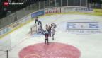Video «Siebter Sieg für die ZSC Lions» abspielen