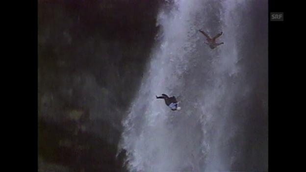 Video «100. Todestag von Sherlock Holmes (Schweiz aktuell, 6.5.1991)» abspielen