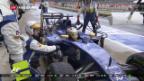 Video «Sauber kann weiterhin Runden drehen» abspielen