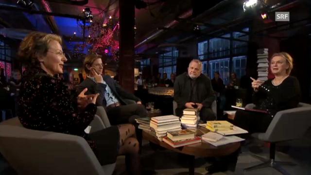 «Literaturclub»-Special über blutrünstige Grimm-Geschichten