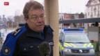 Video «Der oberste Grenzwächter im Interview» abspielen