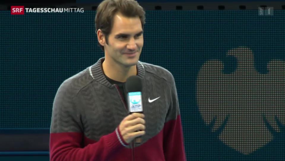 Gesundheitszustand Federer