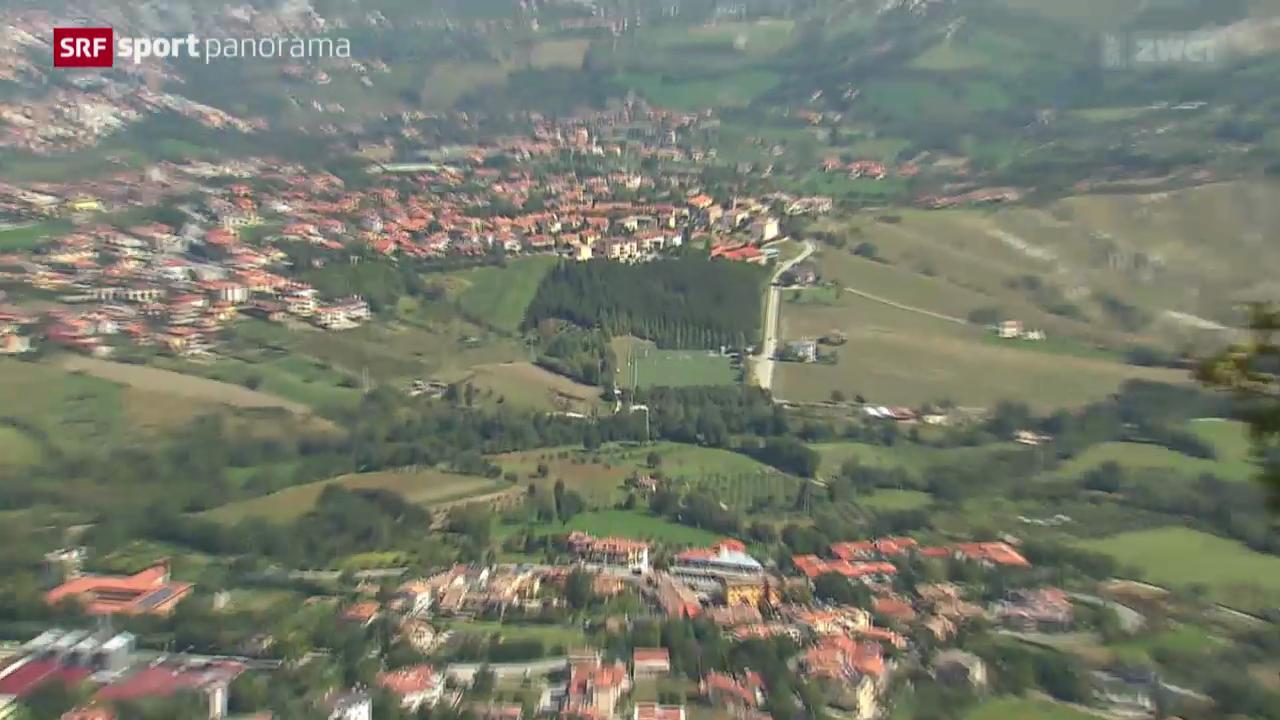 Fussball: EM-Quali Ausblick auf San Marino - Schweiz