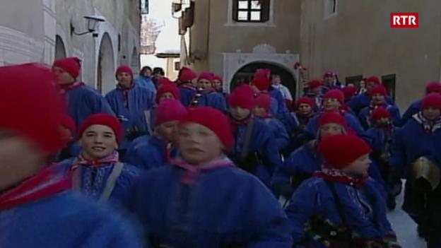 Laschar ir video «Chalandamarz 2001»