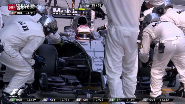Video «Formel 1: GP Malaysia («sportpanorama»)» abspielen