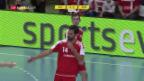 Video «Handball: Schweiz - Serbien» abspielen