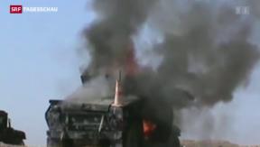 Video «Grossoffensive gegen den IS» abspielen