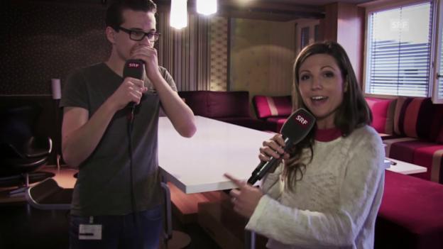Video «Viola wills wissen: Beatboxen» abspielen