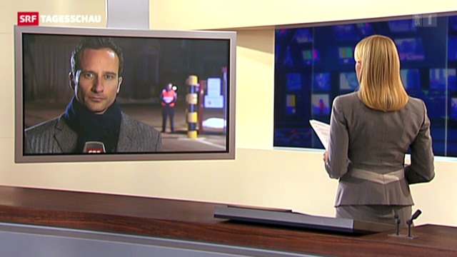 SRF-Korrespondent Raphael Amrein