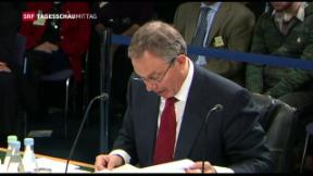 Video «Chilcot-Bericht belastet Ex-Premier Tony Blair » abspielen