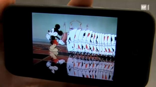 Video «Micky Maus und Co. lassen Angst vergessen» abspielen
