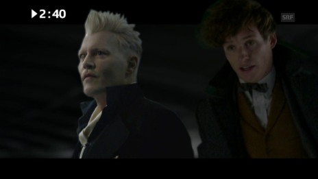 Link öffnet eine Lightbox. Video Kinostart diese Woche: «Fantastic Beasts: The Crimes of Grindelwald» abspielen