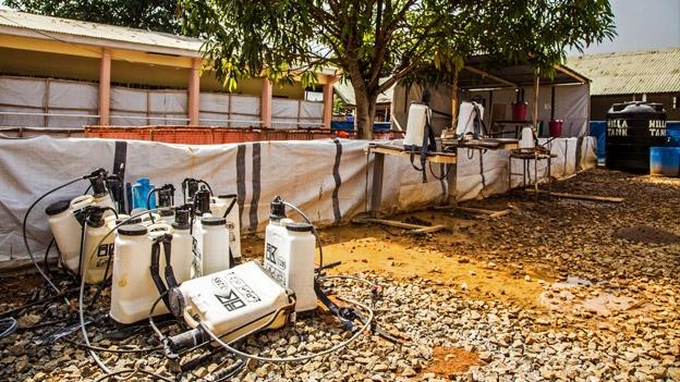 Ebola: Der Alltag im Krisengebiet