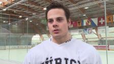 Video «Eishockey: NLA, Matthews über ZSC-Engagement» abspielen