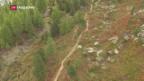 Video «Immer mehr gefährliche Wanderwege» abspielen