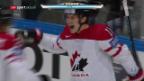 Video «Kanada mit Zittersieg gegen die USA» abspielen