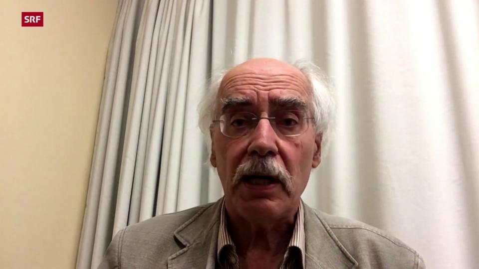 Reinhard Schulze: «Vieles hängt davon ab, ob eine der beiden Seiten die Zivilgesellschaft für sich gewinnen kann»