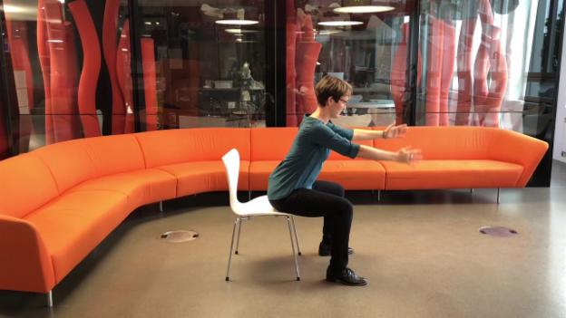 Video «Übungen zur Vorbeugung und bei Arthrose im Rücken» abspielen