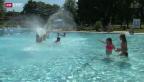Video «Kinder allein im Wasser: Berner Badis wappnen sich» abspielen