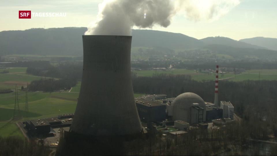 Atomausstiegsinitiative: Die Argumente der Gegner