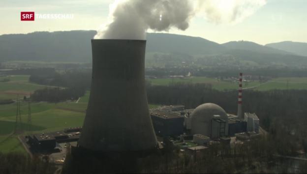 Video «Atomausstiegsinitiative: Die Argumente der Gegner» abspielen