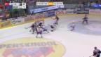 Video «Eishockey: Playoff-Halbfinal, Freiburg - Kloten» abspielen