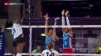 Video «Volleyball: Klub-WM, Halbfinal Volero-Osasco» abspielen
