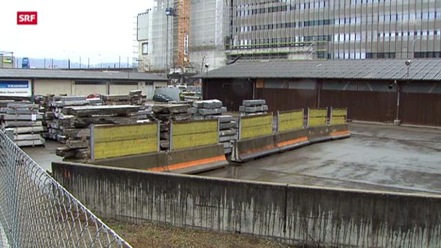 Das neue Asyl-Bundeszentrum in Zürich