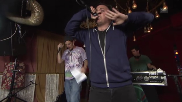 Video «GeilerAlsDu performen «Pilzli»» abspielen