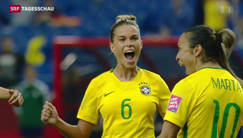 Marta neue WM-Rekordtorschützin