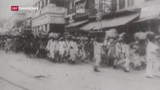 Video «Das Trauma der Teilung von Indien und Pakistan» abspielen