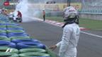 Video «Formel 1: GP Ungarn, Qualifying» abspielen