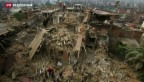 Video «Starkes Nachbeben erschüttert Nepal» abspielen