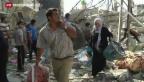 Video «Waffenruhe in Gaza» abspielen