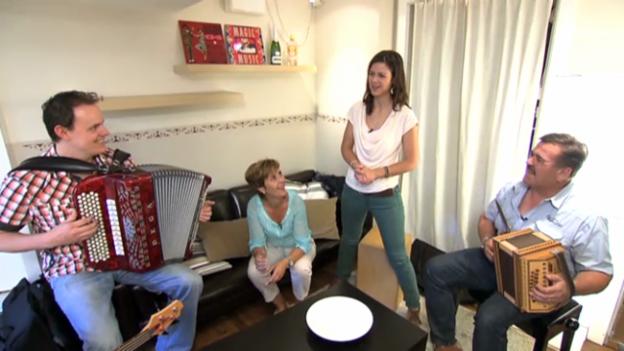 Video «Cover Me: Oesch's die Dritten und Kyasma» abspielen