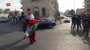 Video «Spannungen im Nahen Osten» abspielen
