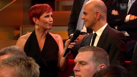 Video «Sports Awards: Alain Berset im Interview» abspielen