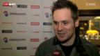 Video «Daniel Albrecht will weiter machen» abspielen