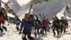 Video «Kraftakt im Hochgebirge» abspielen