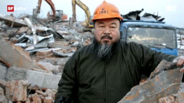 Ai Weiwei vor der Verhaftung: «Ich werde ihnen zu einflussreich»