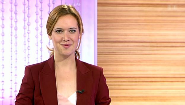 Video «glanz und gloria vom 04.11.2014» abspielen