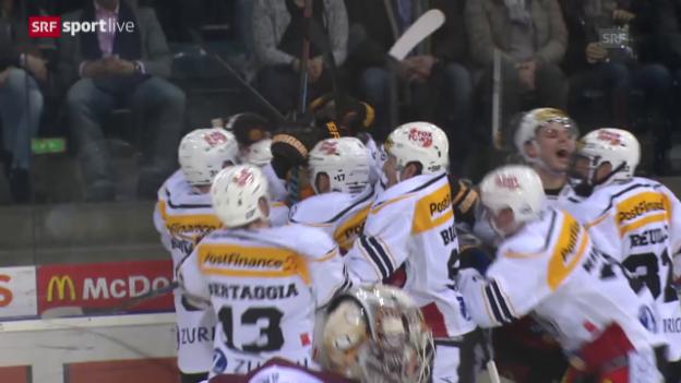 Video «Lugano schlägt auswärts wieder zu» abspielen